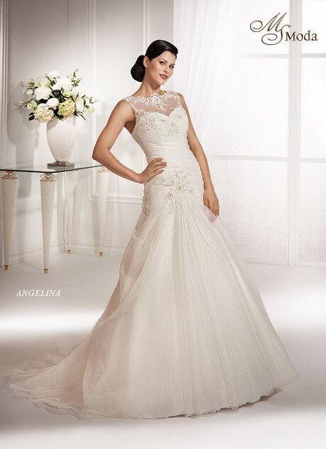 Brautkleid MS Moda Angelina