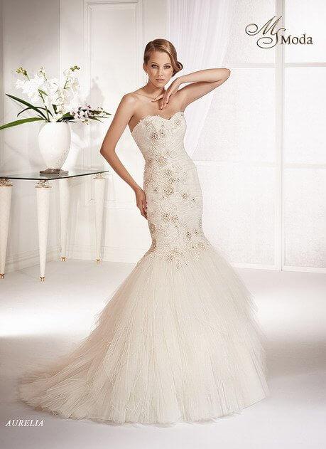 Brautkleid MS Moda Aurelia