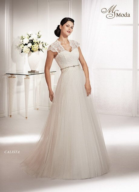Brautkleid MS Moda Calista