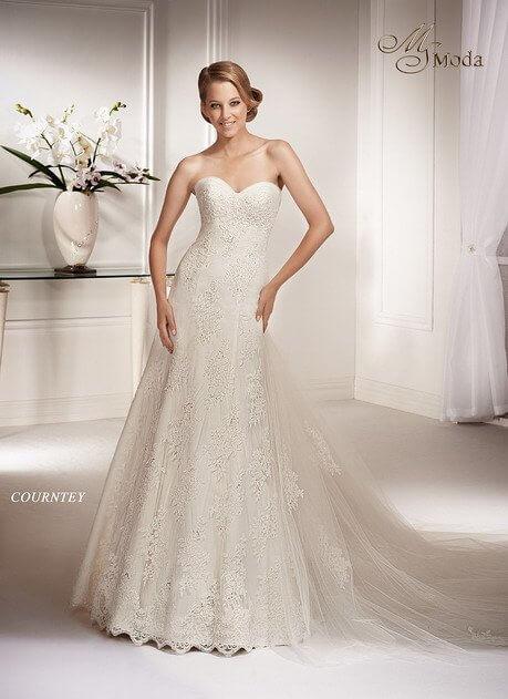Brautkleid MS Moda Courtney