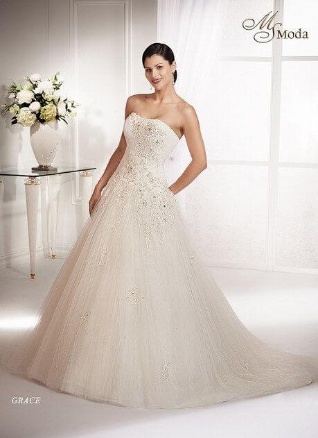 Brautkleid MS Moda Grace