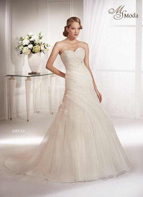 Brautkleid MS Moda Greta