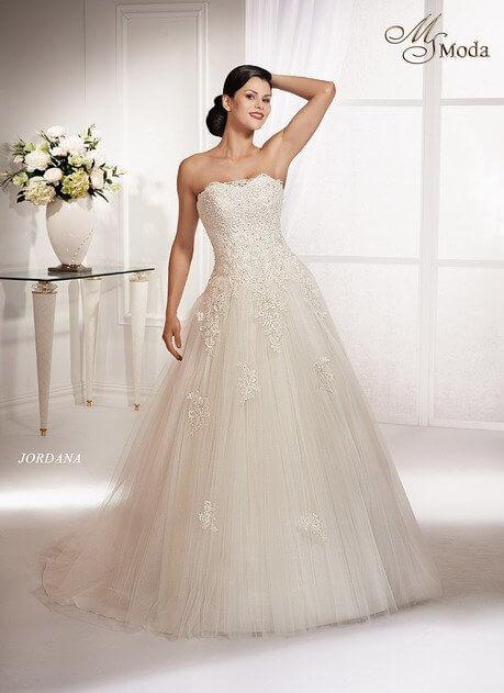 Brautkleid MS Moda Jordana
