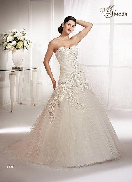 Brautkleid MS Moda Kim
