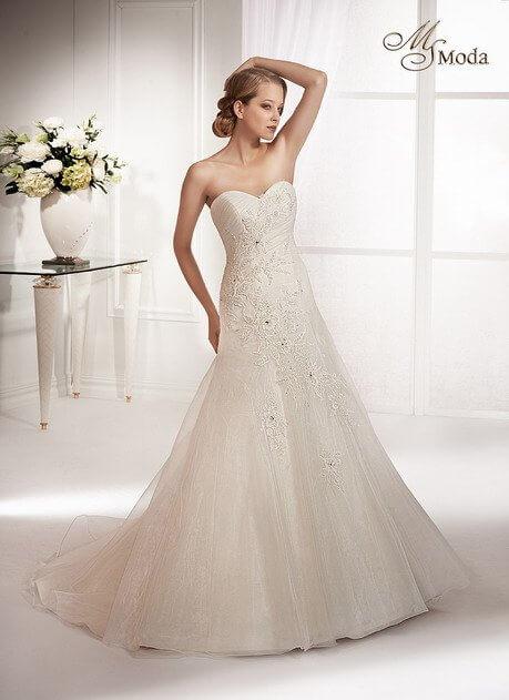 Brautkleid MS Moda Liliana