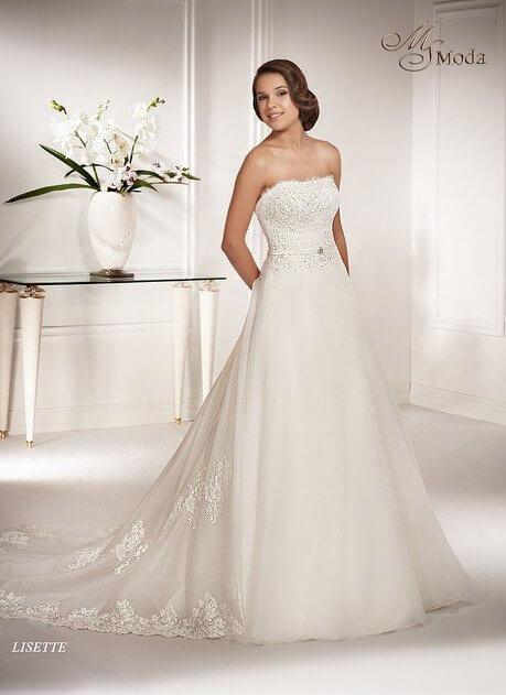 Brautkleid MS Moda Lisette