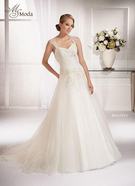 Brautkleid MS Moda Malivina