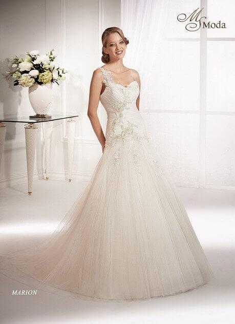 Brautkleid MS Moda Marion