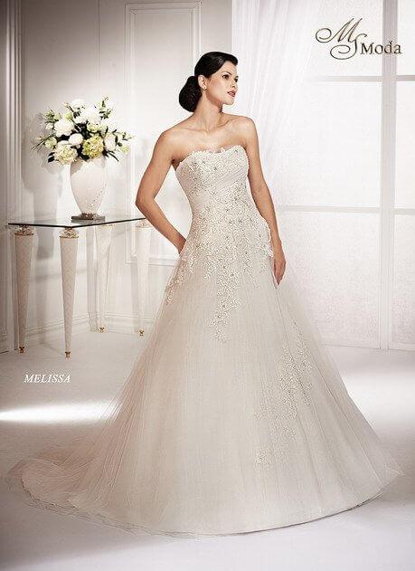Brautkleid MS Moda Melissa