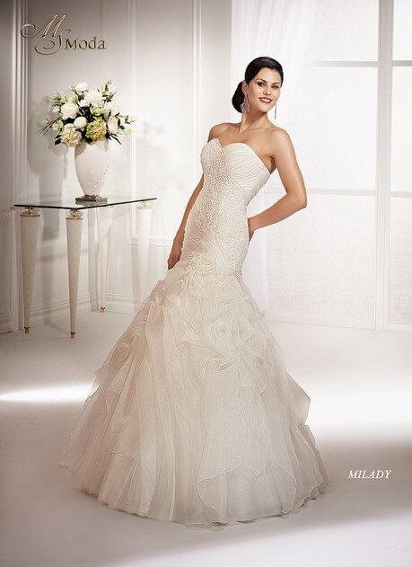 Brautkleid MS Moda Milady