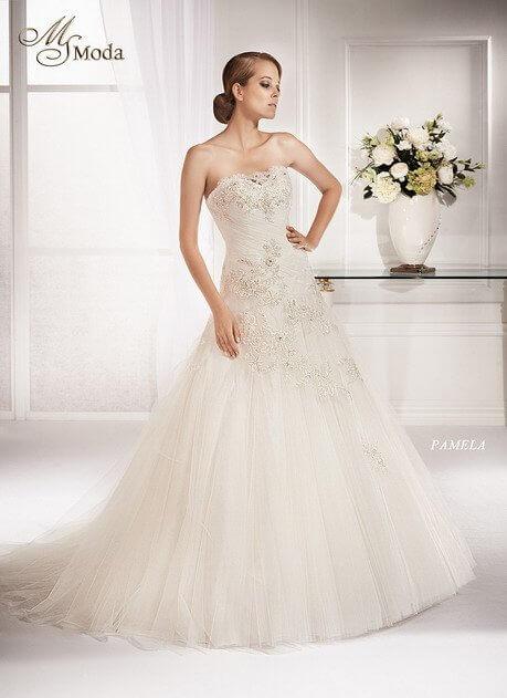 Brautkleid MS Moda Pamela