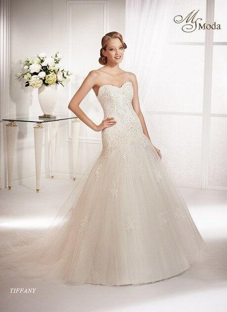 Brautkleid MS Moda Tiffany