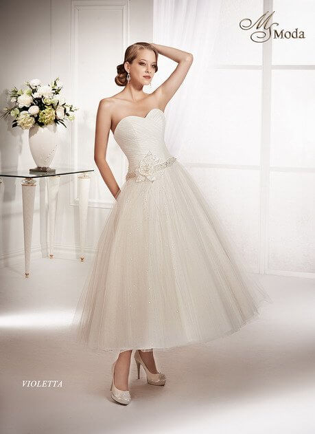 Brautkleid MS Moda Violetta