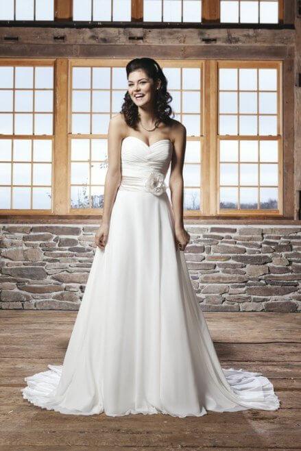 Brautkleid Sincerity 3706