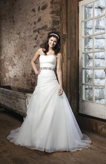 Brautkleid Sincerity 3711