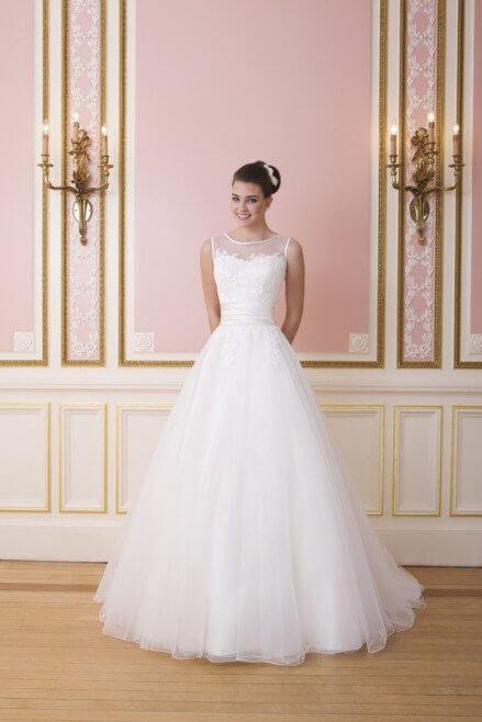 Brautkleid Sweetheart 6007