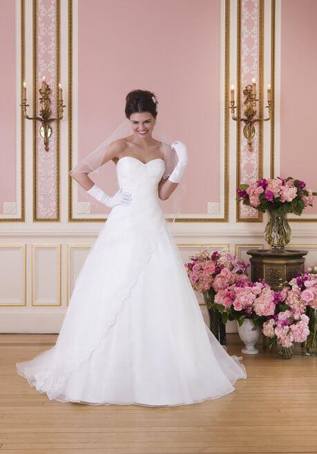 Brautkleid Sweetheart 6031