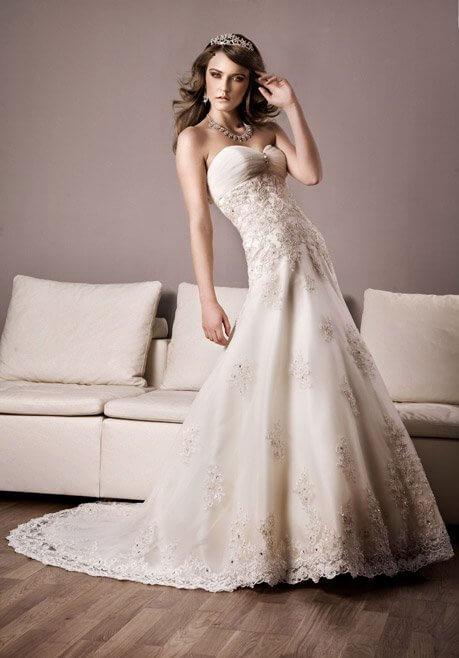 Brautkleid Annais Bridal PL 77 Kate