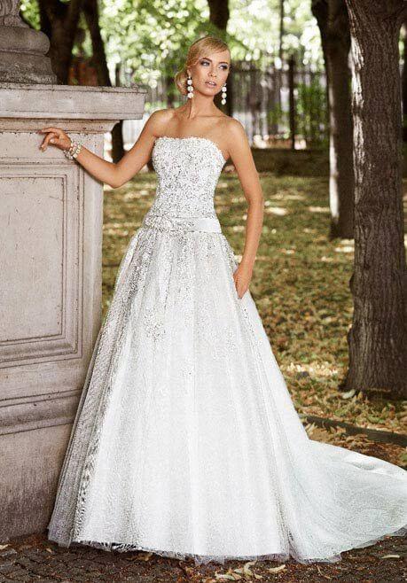 Brautkleid Annais Bridal PL 339 Mel