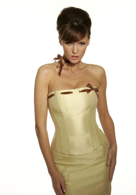 Brautkleid Revanche de la femme Gold