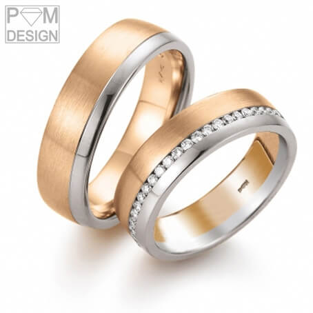 Trauring PM-Design Love Story VIII