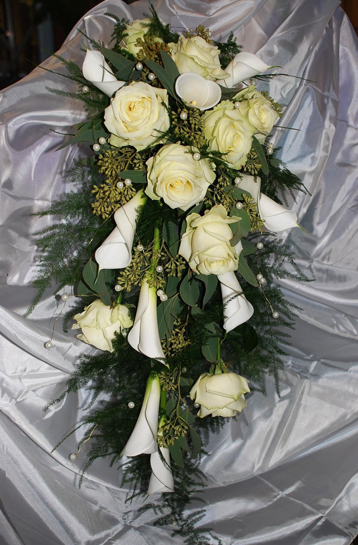 Unvergessliche Hochzeitsdekorationen von Blumen Türpitz aus