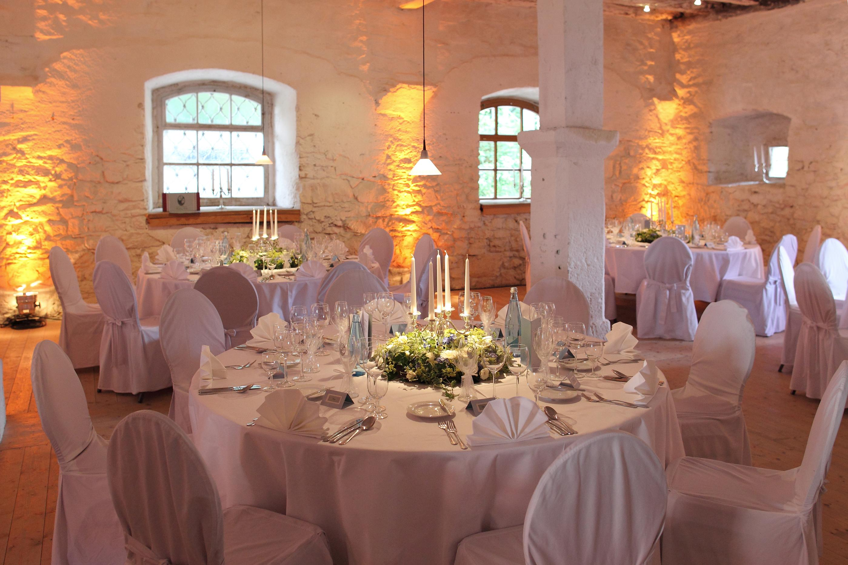 Hochzeitslocation - Schloss Ehrenfels in Baden-Württemberg
