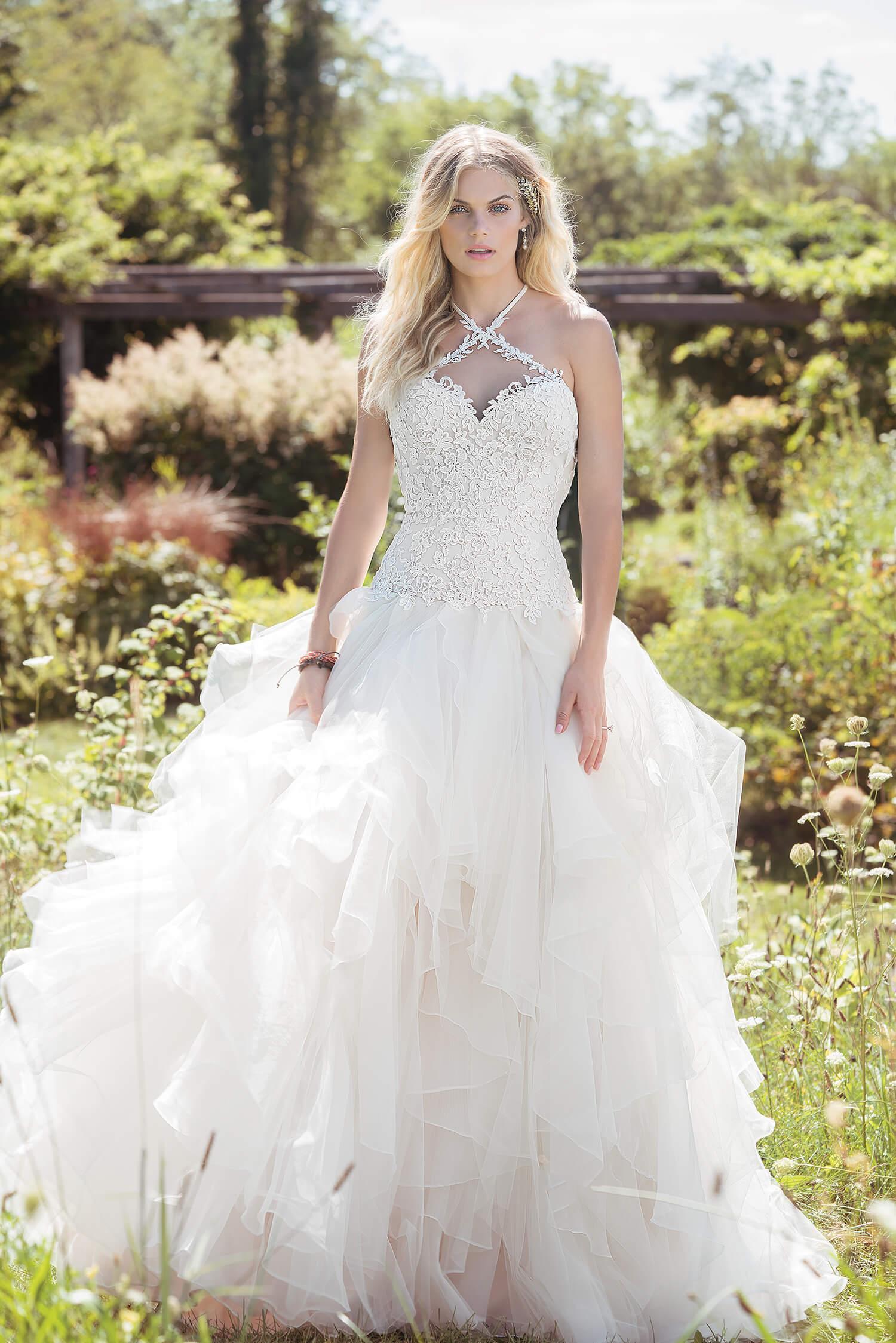 Brautkleider im Duchesse-Stil - weddix