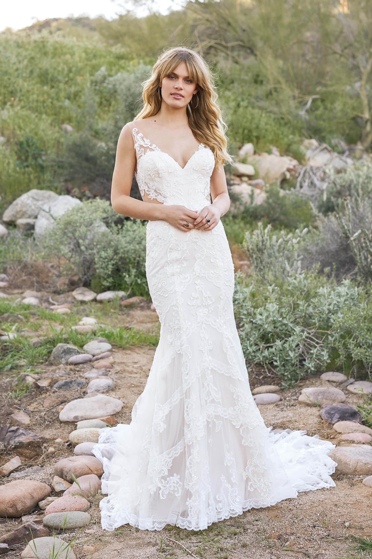 Brautkleider im Meerjungfrauen-Stil - weddix