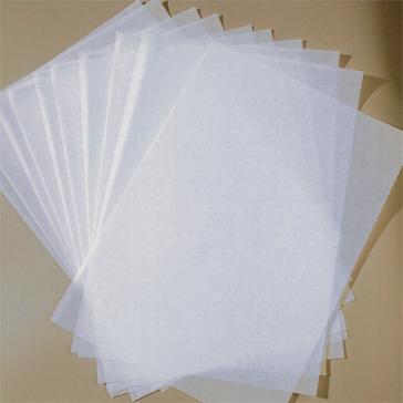Transparent Papier