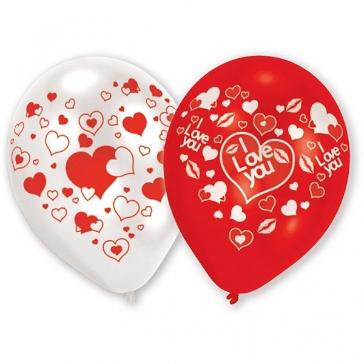 """10 Hochzeitsballons """"Sweetheart"""""""