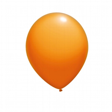 Rundballon-90cm-orange