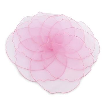 Tüllkreis, rosa