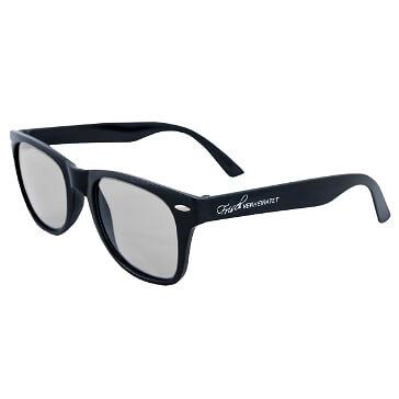 Sonnenbrille Frisch verheiratet, schwarz