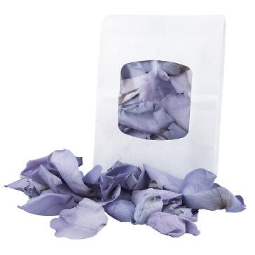 Echte Rosenblaetter Lavendel