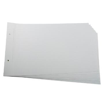 Nachfüllblätter für Alben, 42x22cm
