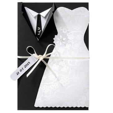 Hochzeitseinladung Viola