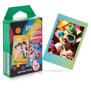 Instax Mini Filme Rainbow, 10 Stk.