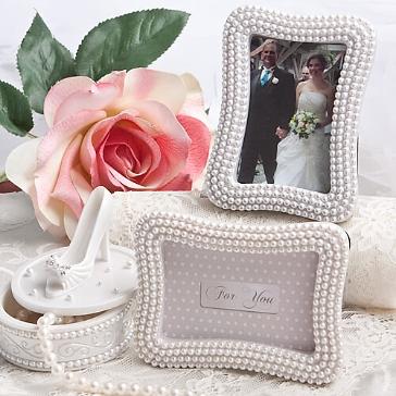 mini fotorahmen perle fuer platzkarten