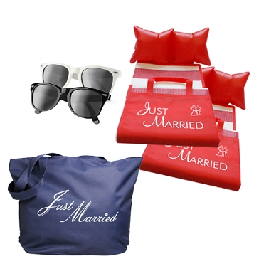 Honeymoon Set Just Married rot