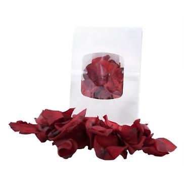 Rosenblätter rot klein
