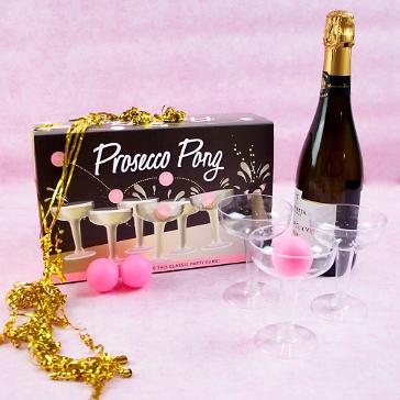 Partyspiel Prosecco Pong