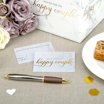 Glückwunschkarten Hochzeit Marmor