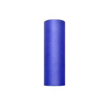 Tischläufer Navy Blau, 15 cm x 9 m