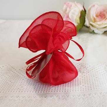 Gastgeschenk Lanassa in Rot