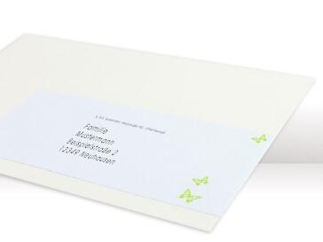 Adressaufkleber Denise für die perfekte Einladung