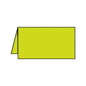 25 Tischkarten, lindgrün