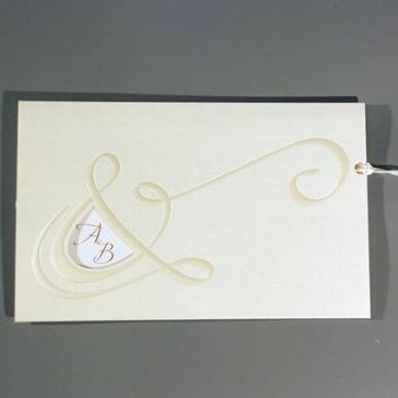 """Einladungskarte """"Josephine"""""""