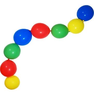 Kettenballons