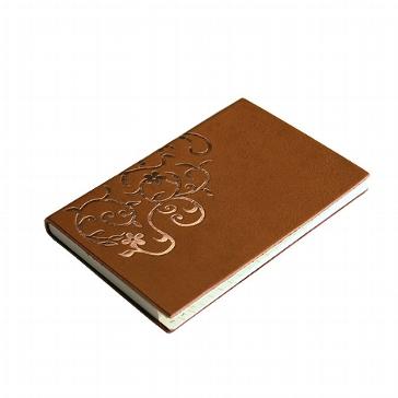 """Adressbuch """"Turin"""", karamell"""